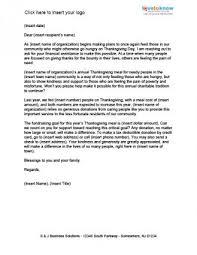 thanksgiving donation letter lovetoknow