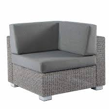 corner piece of furniture. Alexander Rose Monte Carlo Rattan Corner Piece Sofa With Cushions Of Furniture