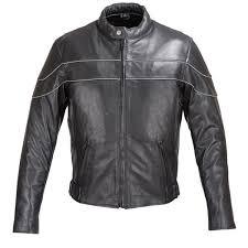 black rivet leather mustang moto jacket view all men wilsons