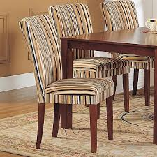 12 best chairs images on striped chair dining room