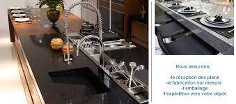 Quartz Production Plan De Travail De Cuisine En Quartz Sur Mesure