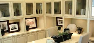 home office wall cabinets. Simple-white-custom-home-office-cabinets Home Office Wall Cabinets