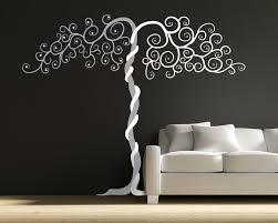 featured image of vinyl wall art tree