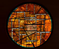 stained glass unitarian universalist chalice contemporary window cain art glass 2016 all rights reserved