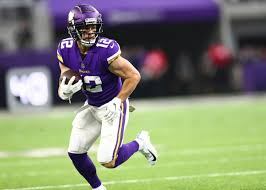 Vikings Wr Depth Chart Chad Beebe Is The Early Favorite To Win Training Camp Battle