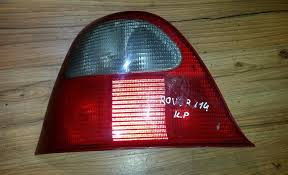 Rover 200 Rear Lights Nenustatyta Nenustatyta Tail Light Lamp Outside Rear Left