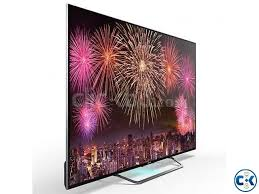 sony bravia tv 50 inch. sony bravia w800c 55 inch full hd android 3d smart tv | clickbd large image 1 tv 50