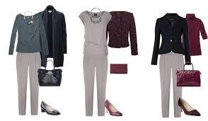 office wardrobe ideas. Business Wear Capsule Wardrobe Office Ideas