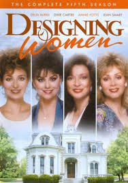 Designing Women Complete Series On Dvd Designing Women The Complete Fifth Season 4 Discs Dvd