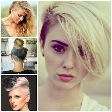 Hinterschnitt Frisur F R Frauen 2016 Smart Frisuren