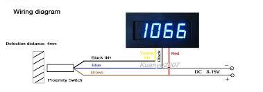 digital blue led tachometer rpm speed meter proximity switch photo 84dd63a57ebf zps440f912f jpg