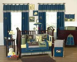 monster crib bedding set babies little
