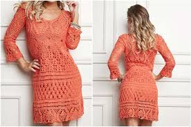 Free Crochet Dress Patterns Cool Beautiful Crochet Dress Pattern Free Choose Your Yarn And See The