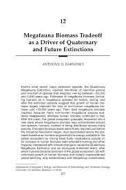 megafauna biomass tradeoff as a driver of quaternary and future  page 227