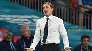 مانشيني: منتخب إيطاليا يستطيع تحسين مستواه قبل المونديال