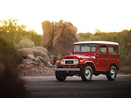 RM Sotheby's - 1970 Toyota FJ40 Land Cruiser | Arizona 2017
