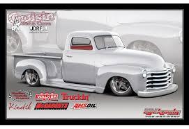 1952 Chevy Pickup - Chevy 350 Engine - Truckin' Magazine