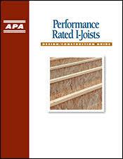 Nordic Floor Joists Hole Chart I Joist Apa The Engineered Wood Association