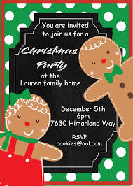 Christmas Party Invitation Ideas From Partyinvitations Combined With