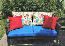 diy outdoor furniture cushions. Diy Outdoor Furniture Cushions
