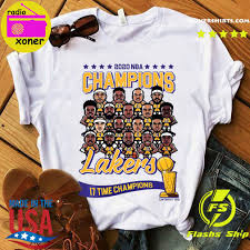 Los angeles lakers, los angeles, ca. 2020 Nba Champions Los Angeles Lakers 17 Time Champions Shirt Hoodie Sweater Long Sleeve And Tank Top