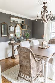 a couple of tricks for hanging the perfect mirror gallery wall plus ideas for a traditional