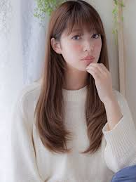 ロング女子の髪型カタログベーシック変わり種まで網羅hair