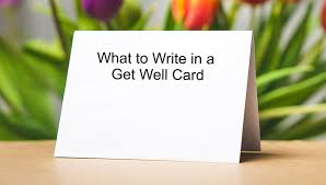 Get Well Wishes Wishes Messages Sayings
