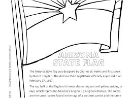 State Flag Coloring Pages Kinkenshopinfo