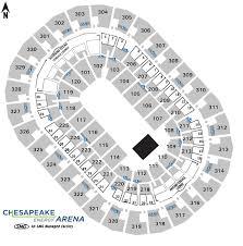 74 Unbiased Thunder Stadium Seating Chart