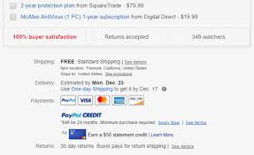is a paypal credit account right for you