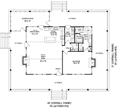 small house plans with porch house plans with wrap around porch and open floor plan inspirational