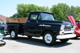 Tom Kurtz's 1958 Chevrolet Apache