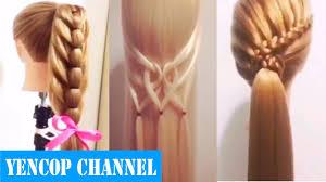 5 Peinados Faciles Y Rapidos Y Bonitos Con Trenzas P13 Peinado