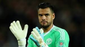 Sergio Romero says his Manchester United goodbyes
