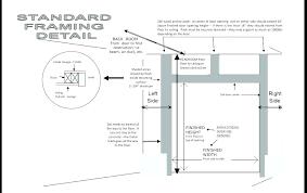 standard door opening standard double garage door size garage door dimensions large size of garage standard