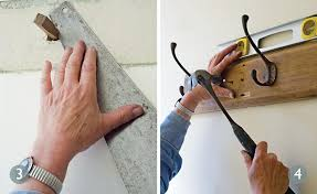Hang Coat Rack how to hang a coat rack Cosmecol 33