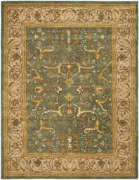 safavieh heritage blue area rug 7 6