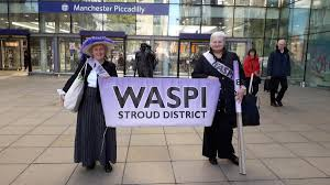 Stroud MP discusses way forward with WASPI women after High Court loss    Stroud News and Journal