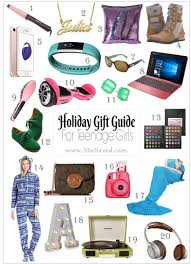 Latest gifts for teen girls