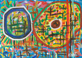 Colors and shapes - Alan Tellez - WikiArt.org