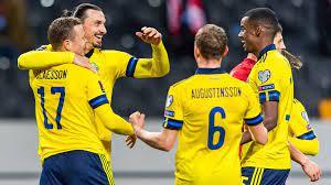 Se all fotboll idag med målservice, odds, statistik och mycket mer. Sverige Vann Assist Av Zlatan I Comebacken Svt Sport