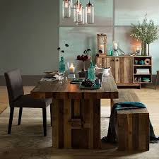 Best 25 Rustic Dining Benches Ideas On Pinterest  Kitchen And Wood Bench Dining
