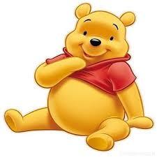disney winnie the pooh bear shaped carpet rug bedroom kids childrens floor mat b00mpl1100