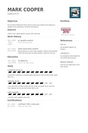 Ac Quality Control Resume samples
