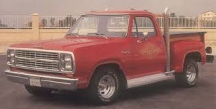 dodge trucks with smoke stacks. offered for 1978 and 1979 the dodge liu0027l red truck had a strong trucks with smoke stacks