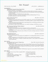 Apprentice Electrician Resume Fresh Electrician Resume Samples