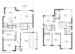 4 bedroom two y house plans lovely 2 story house plans lovely