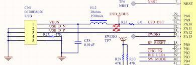 wireless sensor module engineering quanta schematic capture of usb interface i o