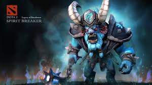 dota 2 spirit breaker barathrum full gameplay by vicky youtube